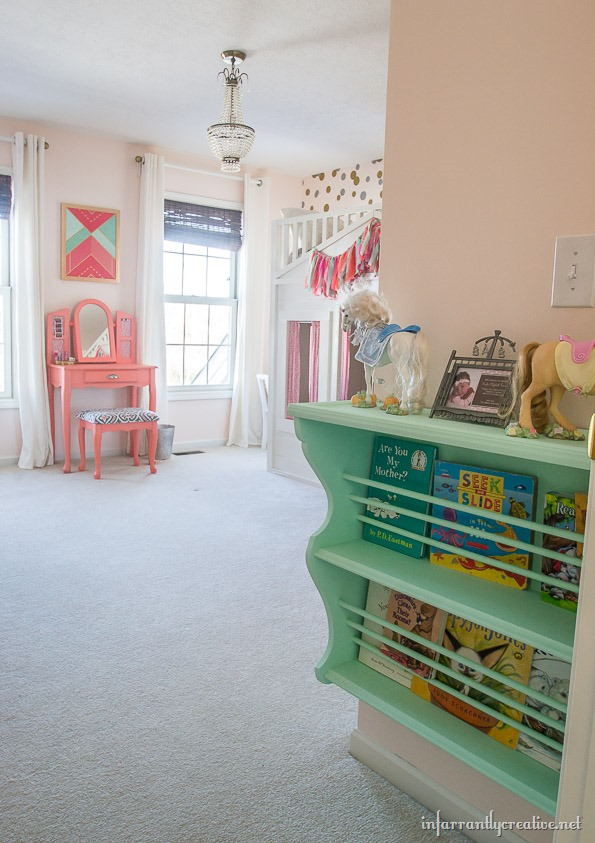 little girls bedroom makeover