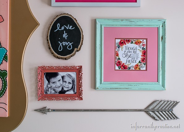 mint-coral-andpink-gallery-wall