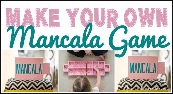 DIY Mancala Game
