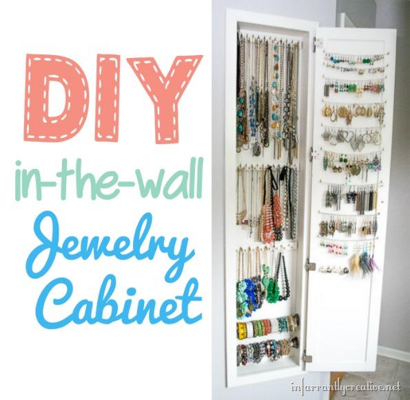 wall cabinet jewelry storage 1