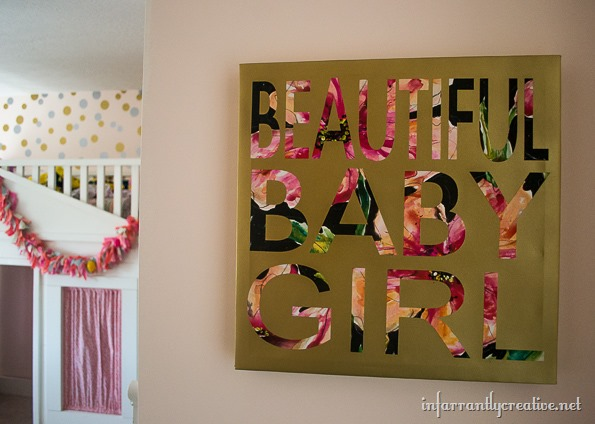 custom-gold-art-for-girls-room