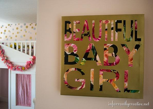 custom-gold-art-for-girls-room