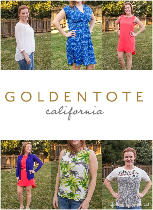 GoldenTote – {and a DIY girl pretending to be a model}