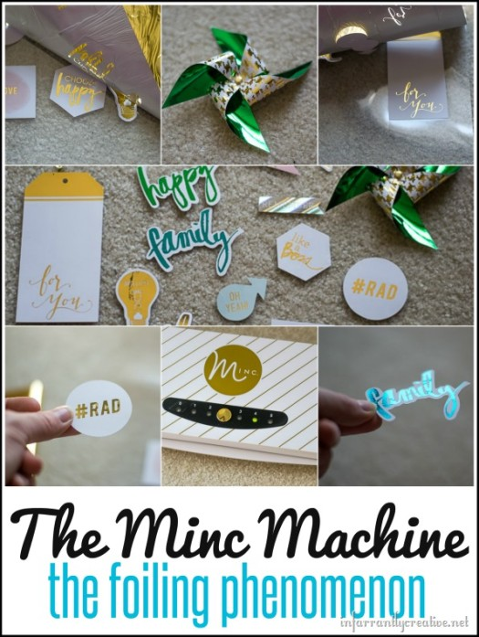minc machine