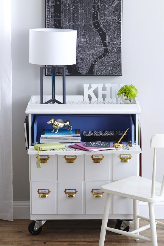 5 ways to make multi drawer furniture for How to build a nightstand from scratch