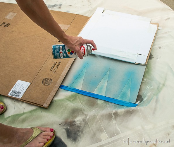 spray-painted-backgammon-game