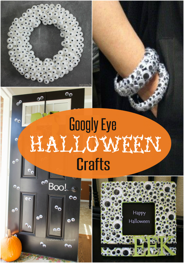 5 Ways To Craft With Googly Eyes Infarrantly Creative