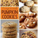 5Ways_PumpkinCookies_Pinterest