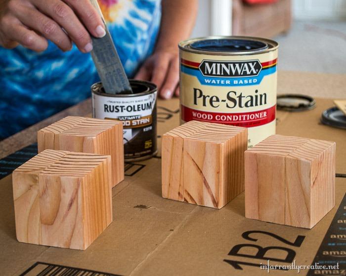 lego table build