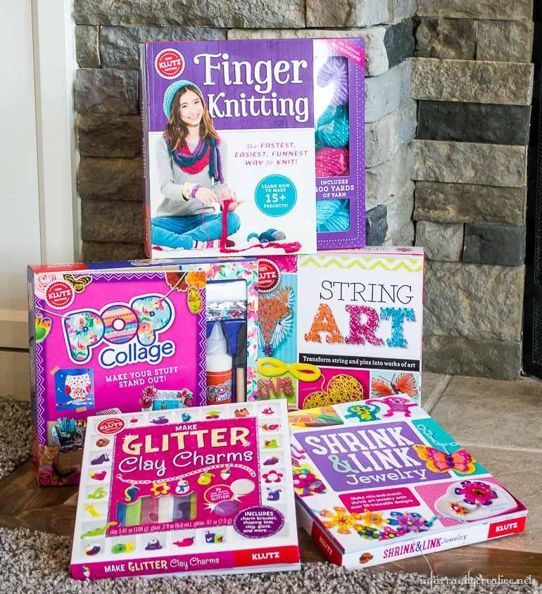 Klutz craft books