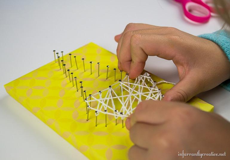 icecream-string-art