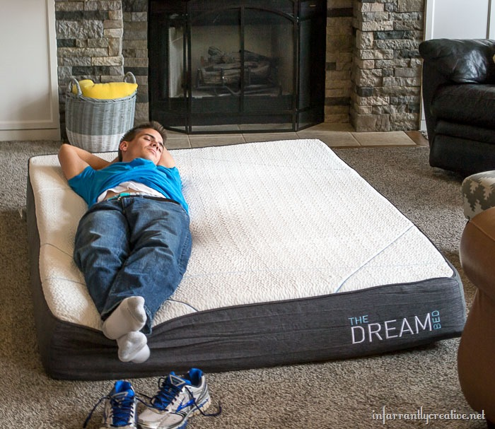 the dream bed mattress firm