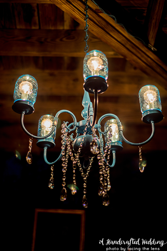 5 ways to make a light from a mason jar - Build a chandelier ...