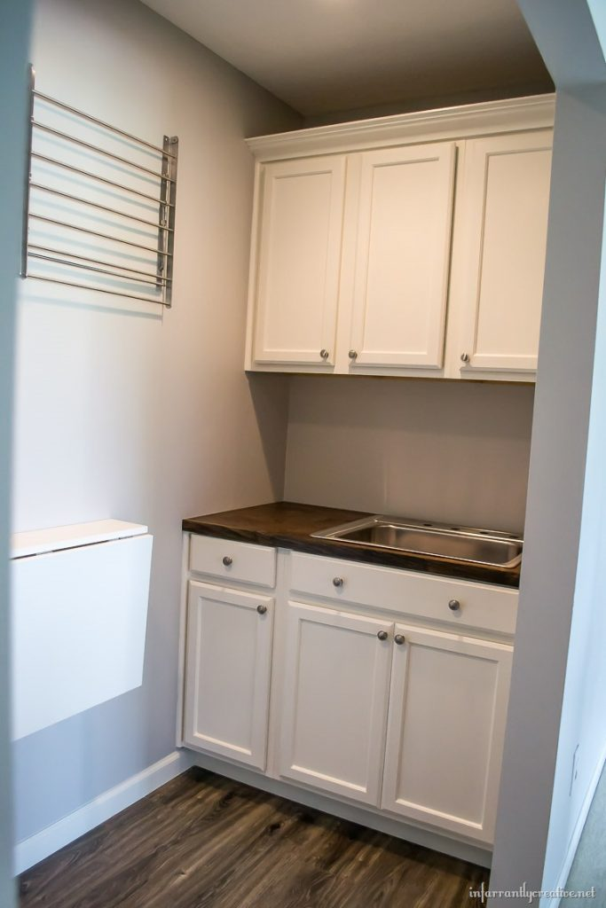 Laundry Room Cabinets Small Space Laundry Room Area