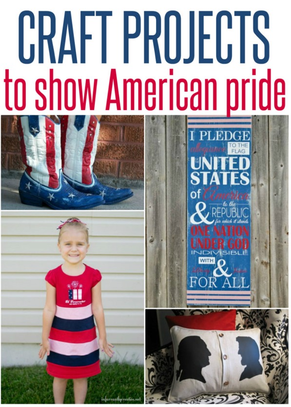10 Patriotic Projects to Show American Pride