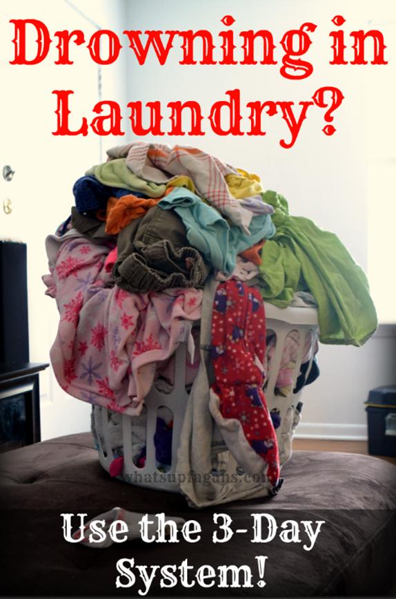 Three Day Laundry System