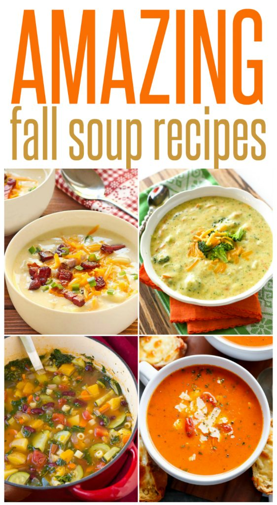 5 Ways to Enjoy Soup This Fall