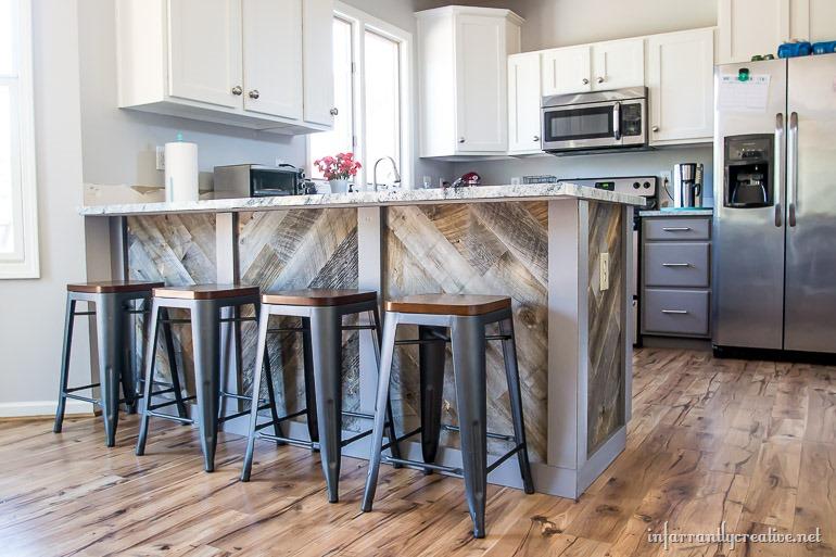 Stikwood kitchen peninsula - What is a kitchen island ...