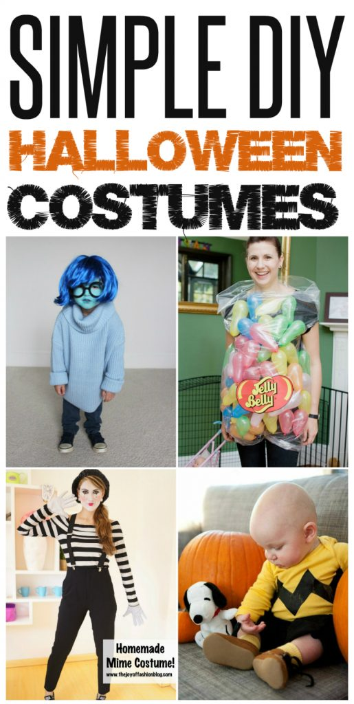 5 Ways to Create Your Own DIY Costume