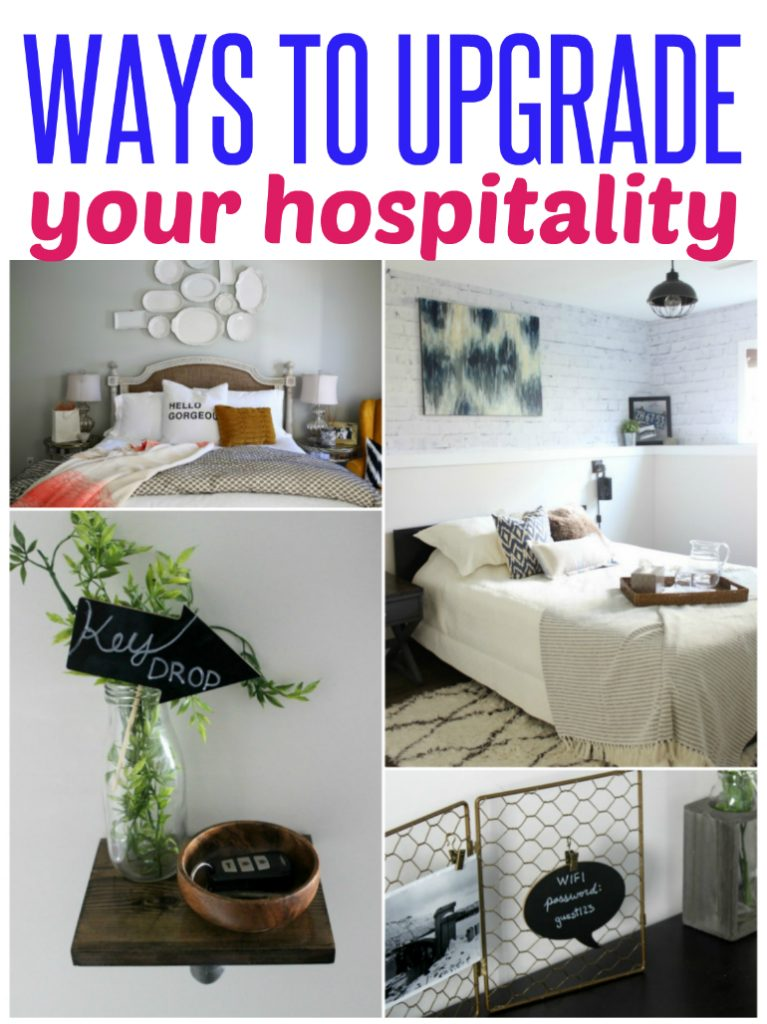 5 Ways to Upgrade Your Hospitality