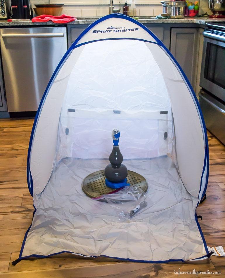 home-right-spray-shelter
