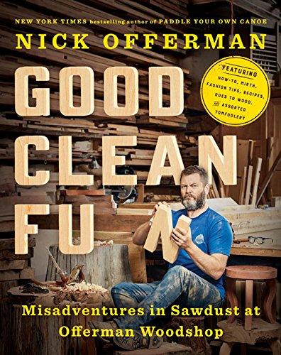 good clean fun book